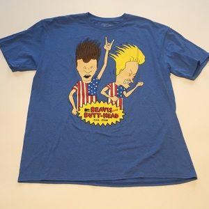 MTV's Beavis and Butt-head Mike Judge T-Shirt